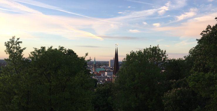 Bielefeld-konspirasjonen. Kort rapport fra en gjennomsnittsby
