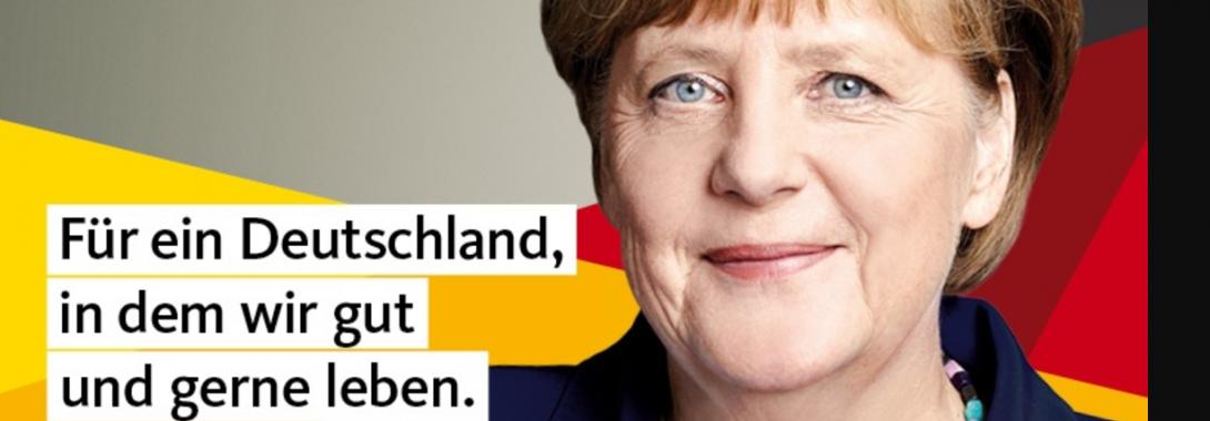 Advarsel lavspenning: Angela Merkel og valgkampen